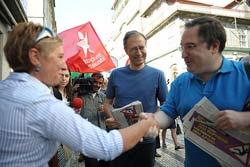 A eleição dum vereador no Porto retira a maioria absoluta a Rui Rio. Foto Paulete Matos