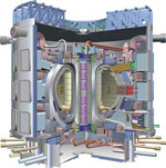 Projecto ITER - fusão nuclear