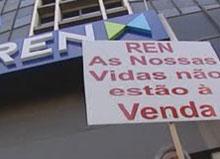Iniciados em 2007, os protestos contra as Linhas de Muito Alta tensão continuaram a fazer-se ouvir em 2008