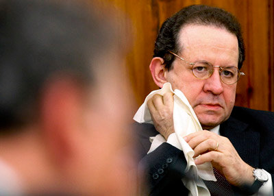 Vítor Constâncio na comissão de inquérito ao caso BPN - 8 de Junho de 2009