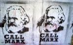 Ligue para Marx. Foto de Marco Gomes, FlickR
