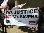 Justiça fiscal - Não aos paraísos fiscais