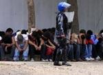 A repressão faz-se sentir todos os dias nas Honduras, desde o golpe