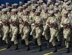 Guarda Revolucionária em parada