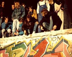 Dossier 20 anos da queda do Muro de Berlim. Foto fiahless/Flickr