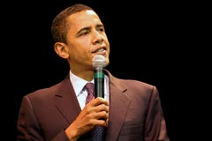 Barack Obama, foto de heartcorephotos, FlickR