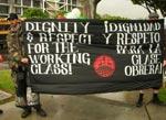 Cartaz da IWW: