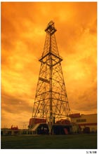 Torre de petróleo