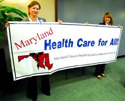 Cuidados de saúde para todos! Foto de brownmediainc, FlickR