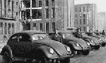 Os famosos Carochas, nos anos 30 - imagem do site da VW