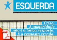 Jornal Esquerda 38 - Março 2010