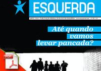 Jornal Esquerda 39 - Abril 2010