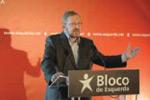 Luís Fazenda na apresentação do programa do Bloco à Câmara de Lisboa