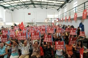 Louçã encerrou o Socialismo 2009