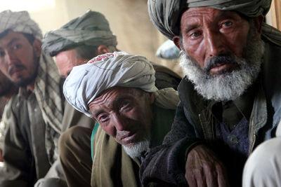 Aldeões afegãos. Foto de afghan lord, FlickR