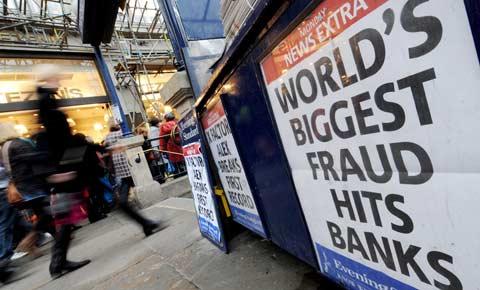 A maior fraude bancária de sempre pode ter beneficiado da negligência da supervisão