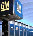 A General Motors é uma das três gigantes do sector automóvel cuja administração afirma estar à beira da falência