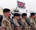 Tropas britânicas no Iraque