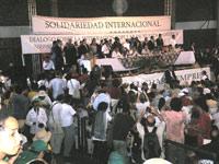 Evo Morales disse aos movimentos sociais que