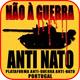 Não à guerra. Anti-Nato