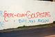 Murais nas ruas de Tegucigalpa denunciam os golpistas candidatos à presidência. Foto jlduron/Flickr