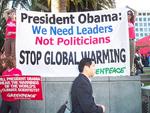 a visita de Obama será breve e, significativamente, no início da COP-15. Foto D.C.Atty/Flickr