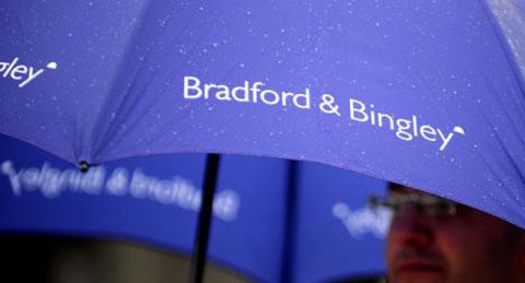 Não há chapéu de chuva que proteja o banco Bradford & Bingley da crise internacional