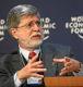 O ministro dos Negócios Estrangeiros do Brasil, Celso Amorim. Foto de World Economic Forum