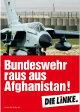Tropas alemãs fora do Afeganistao - Um ponto fundamental do programa do Die Linke