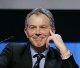 Tony Blair, ex-primeiro ministro inglês, tem contas que mantinah como secretas para não ter de declarar rendimentos e pagar impostos sobre eles. Foto World Economic Forum, Flickr.