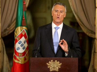 Cavaco Silva agrava artificialmente querela institucional, considera o Bloco de Esquerda - Foto da Lusa