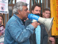 Tariq Ali. Foto de alistair, FlickR