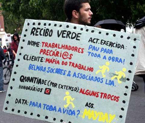 Governo diz combater a precariedade mas no dia 1 de Maio vai encontrar protestos