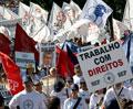As propostas do PS de revisão do Código do Trabalho motivaram enormes protestos