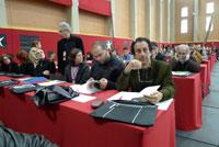 Delegados à Convenção