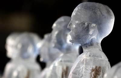 Ice sculptures - Foto de net_efekt / Flickr