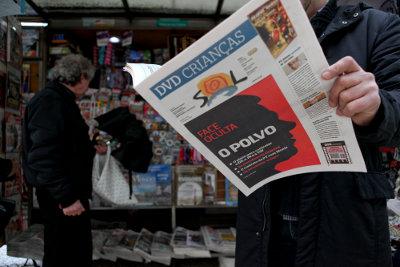 Providência cautelar não impediu a publicação do SOL com novos dados sobre as escutas, o caso Face Oculta e a tentiva de controlo dos media pelo Governo. Foto Mário Cruz/ Lusa.