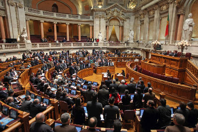 Governo derrotado na aprovação das alterações à Lei das Finanças Regionais. Foto Tiago Petinga/Lusa.