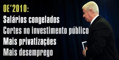 Orçamento de Estado para 2010