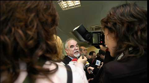 O Ministro do Trabalho, Vieira da Silva. Foto de luismiguelmartins, FlickR