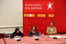 Sessão de encerramento do Fórum da Educação. Foto de André Beja