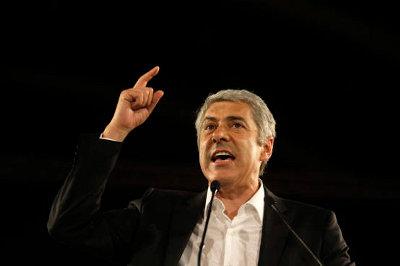 José Sócrates optou por mudar pouco nos lugares centrais do seu governo (foto AP)