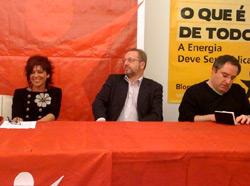 Apresentação da candidatura do Bloco a Gondomar
