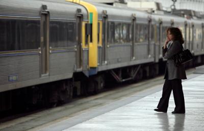 Greve nos comboios Foto de JOSE COELHO / LUSA