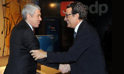 Empresa do Estado pagou 3,1 milhões a António Mexia em 2009. Foto Lusa