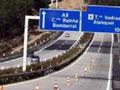 Troço da auto-estrada A8