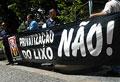 Os trabalhadores temem perder direitos com a privatizaçãod a recolha do lixo no Porto