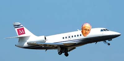 Reforma de Jardim Gonçalves dá direito a viagens no avião de luxo