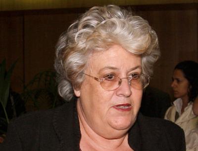 Rosário Gama foi uma das oradoras no Fórum Democracia e Serviços Públicos, em Dezembro passado
