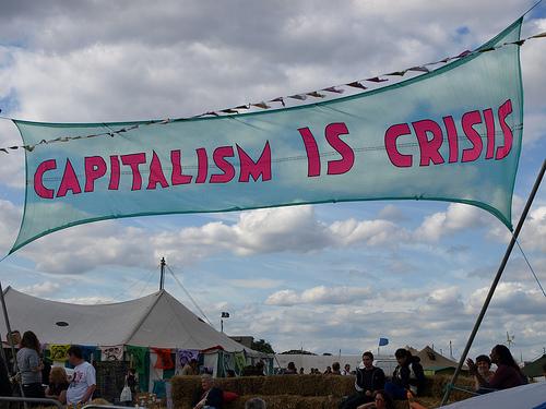 Quase 90% dos inquiridos considera que o capitalismo não funciona bem